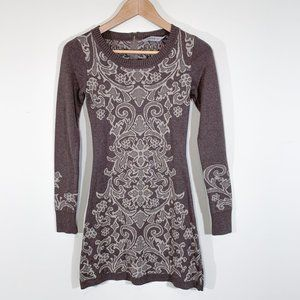 Athleta | Duluth Knit Sweater Dress in Taupe